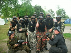 paintball feestje