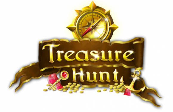 Treasure Hunt…mega bordspel