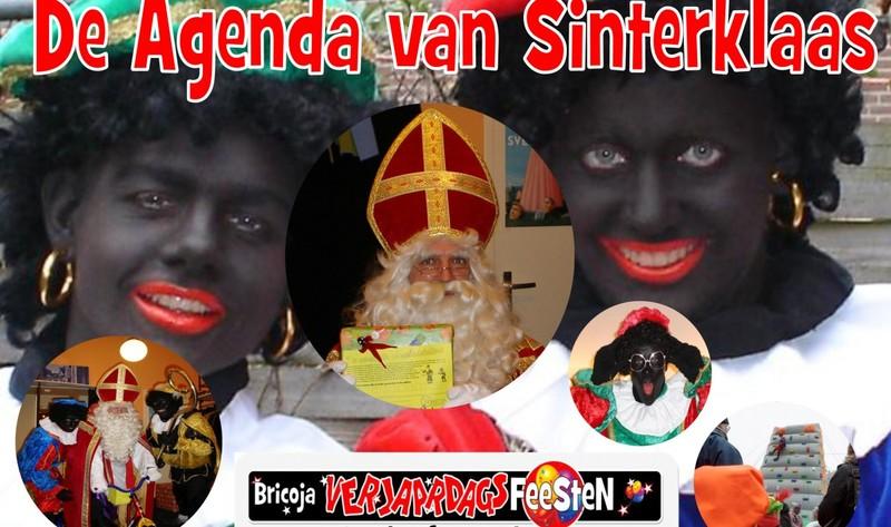 Sinterklaas & zwartepiet verhuur